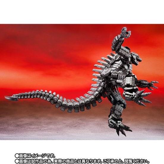 S.H.MonsterArts MECHAGODZILLA FROM GODZILLA VS. KONG (2021) バンダイ 可動フィギュアがプレバン限定で予約開始! 0705hobby-meca-IM004