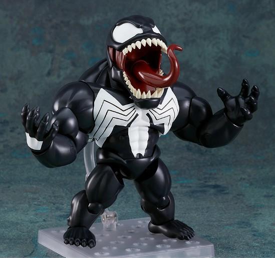 ねんどろいど ヴェノム『Marvel Comics』 グッドスマイルカンパニー 可動フィギュアが予約開始! 0706hobby-venom-IM001