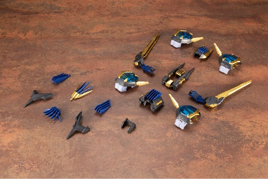 【駿河屋 追加(7/17)】ゾイド -ZOIDS- HMMシリーズ EZ-054 ライガーゼロイクス など3点が予約開始! 0713hobby-HMM-IM003