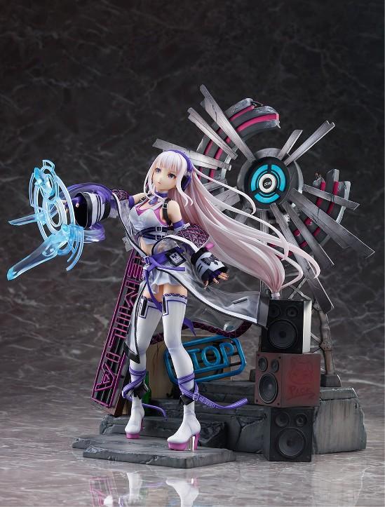 Re:ゼロから始める異世界生活 エミリア-Neon City Ver.- eStream フィギュアが公式ショップにて予約開始! 0716hobby-emilya-IM004