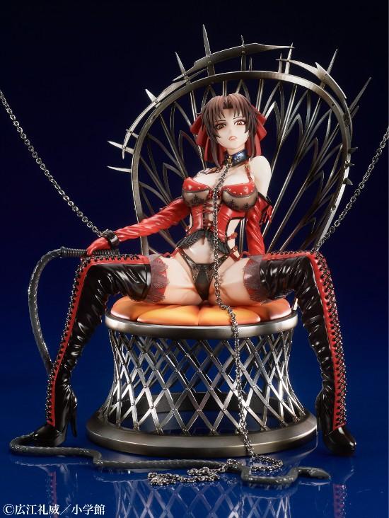 『BLACK LAGOON』20th Anniversary レヴィ 緋色の女王ver. メディコス フィギュアが公式ショップにて先行予約開始! 0716hobby-revy-IM001