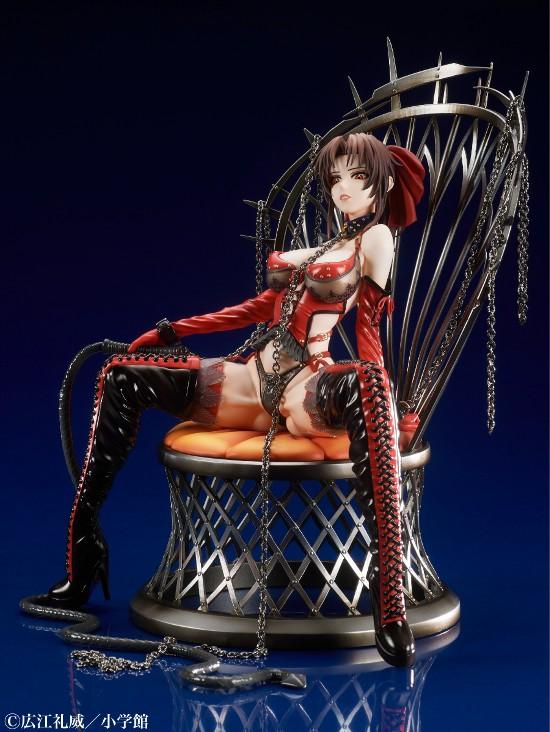 『BLACK LAGOON』20th Anniversary レヴィ 緋色の女王ver. メディコス フィギュアが公式ショップにて先行予約開始! 0716hobby-revy-IM002