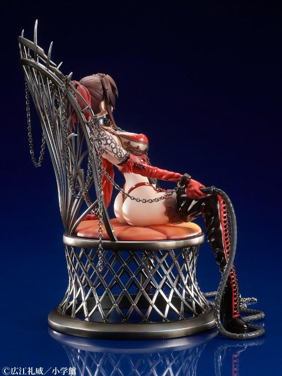 『BLACK LAGOON』20th Anniversary レヴィ 緋色の女王ver. メディコス フィギュアが公式ショップにて先行予約開始! 0716hobby-revy-IM004