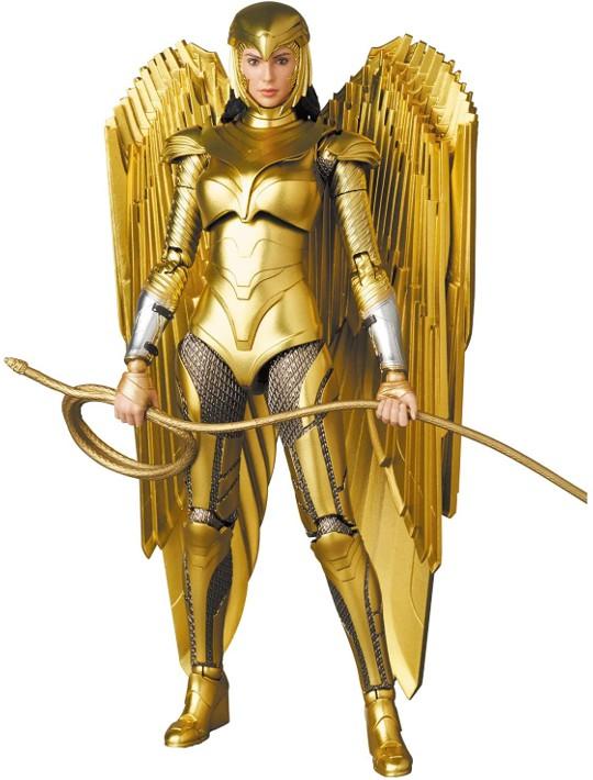 マフェックス WONDER WOMAN GOLDEN ARMOR Ver. / CYBORG SUPERMAN メディコムトイ 可動フィギュア が予約開始! 0724hobby-mafex-IM001