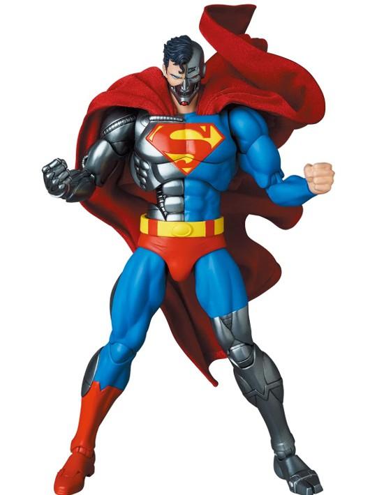 マフェックス WONDER WOMAN GOLDEN ARMOR Ver. / CYBORG SUPERMAN メディコムトイ 可動フィギュア が予約開始! 0724hobby-mafex-IM002