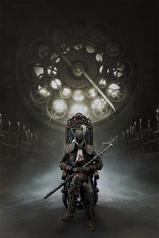 figma Bloodborne 時計塔のマリア DXエディション / 通常版マックスファクトリー 可動フィギュアが予約開始! 0817hobby-maria-IM001