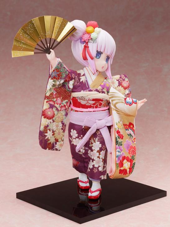 吉徳×F:NEX 小林さんちのメイドラゴン カンナ -日本人形- フリュー フィギュアがF:NEX限定で予約開始! 0825hobby-kanna-IM003