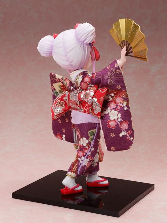 吉徳×F:NEX 小林さんちのメイドラゴン カンナ -日本人形- フリュー フィギュアがF:NEX限定で予約開始! 0825hobby-kanna-IM004