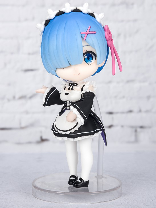 Figuarts mini Re:ゼロから始める異世界生活 レム/ラム バンダイ フィギュアが予約開始! 0902hobby-rezero-IM001