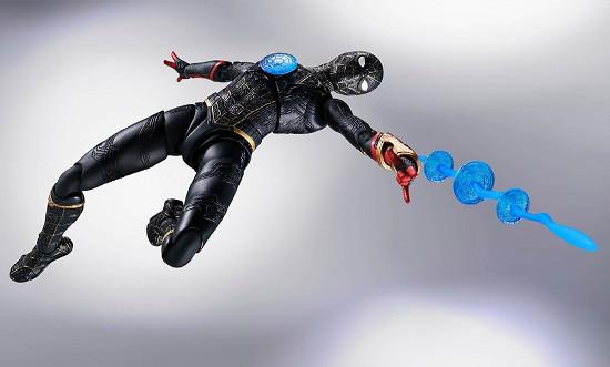 S.H.Figuarts『スパイダーマン:ノー・ウェイ・ホーム』スパイダーマン[インテグレーテッドスーツ/ブラック&ゴールドスーツ/アップグレードスーツ]が予約開始! 0902hobby-spidy-IM002