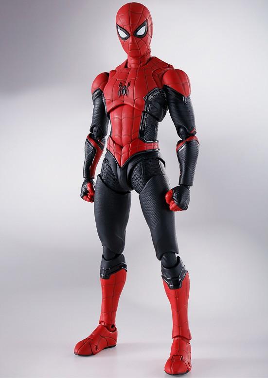 S.H.Figuarts『スパイダーマン:ノー・ウェイ・ホーム』スパイダーマン[インテグレーテッドスーツ/ブラック&ゴールドスーツ/アップグレードスーツ]が予約開始! 0902hobby-spidy-IM003