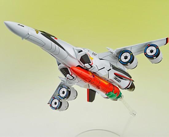 V.F.G. マクロスF VF-25F メサイア ランカ・リー アオシマ プラモデルが予約開始! 0908hobby-ranka-IM004