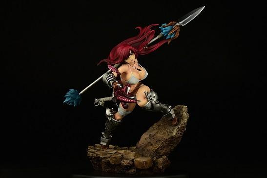 FAIRY TAIL エルザ・スカーレット the騎士ver. リファイン2022 オルカトイズ フィギュアが予約開始! 0917hobby-elsa-IM001