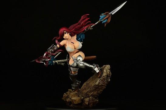 FAIRY TAIL エルザ・スカーレット the騎士ver. リファイン2022 オルカトイズ フィギュアが予約開始! 0917hobby-elsa-IM003