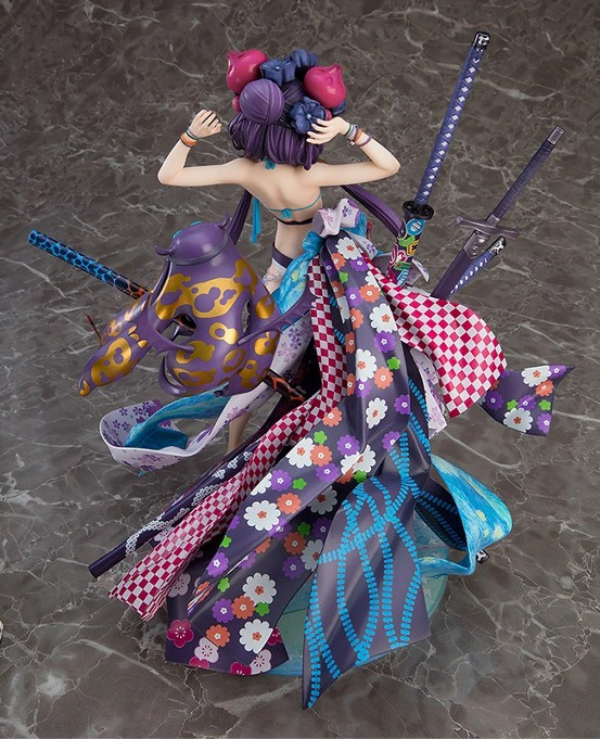 Fate/Grand Order セイバー/葛飾北斎 グッドスマイルカンパニー フィギュアが予約開始! 0917hobby-hokusai-IM005