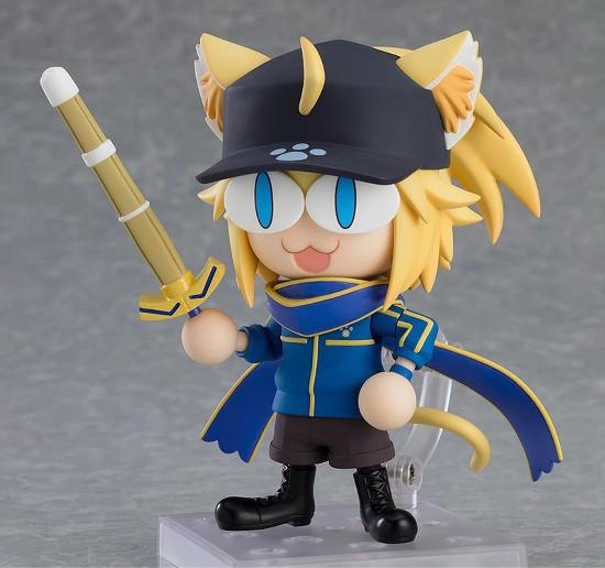 ねんどろいど Fate/Grand Carnival 謎のネコX グッドスマイルカンパニー 可動フィギュアが予約開始! 0917hobby-nekoX-IM002