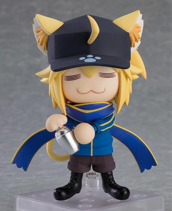 ねんどろいど Fate/Grand Carnival 謎のネコX グッドスマイルカンパニー 可動フィギュアが予約開始! 0917hobby-nekoX-IM004