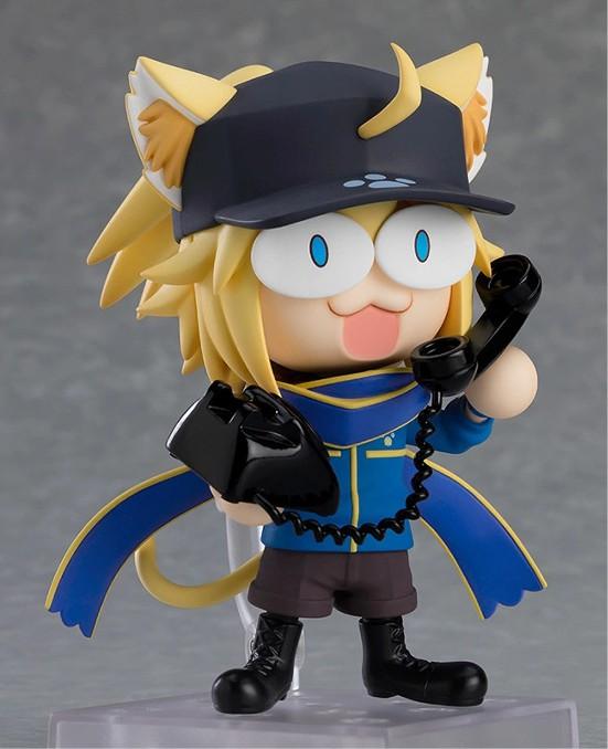 ねんどろいど Fate/Grand Carnival 謎のネコX グッドスマイルカンパニー 可動フィギュアが予約開始! 0917hobby-nekoX-IM005