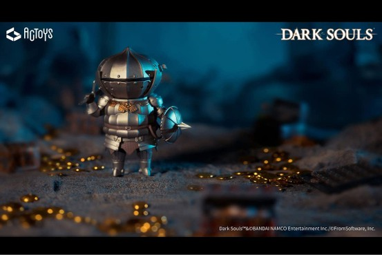DARK SOUL(ダークソウル) デフォルメフィギュア Vol.1 (6個セット) 絵梦トイズ(エモントイズ) が予約開始! 0918hobby-DS-IM006