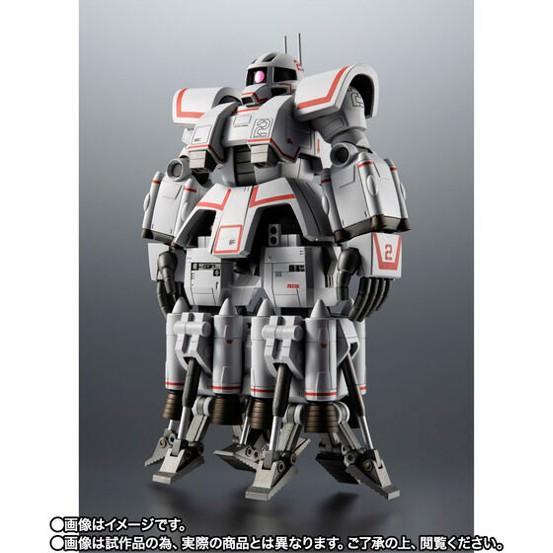 ROBOT魂 <SIDE MS> MSN-01 高速機動型ザク ver. A.N.I.M.E. バンダイ 可動フィギュアがプレバン限定で予約開始! 0921hobby-zaku-IM001