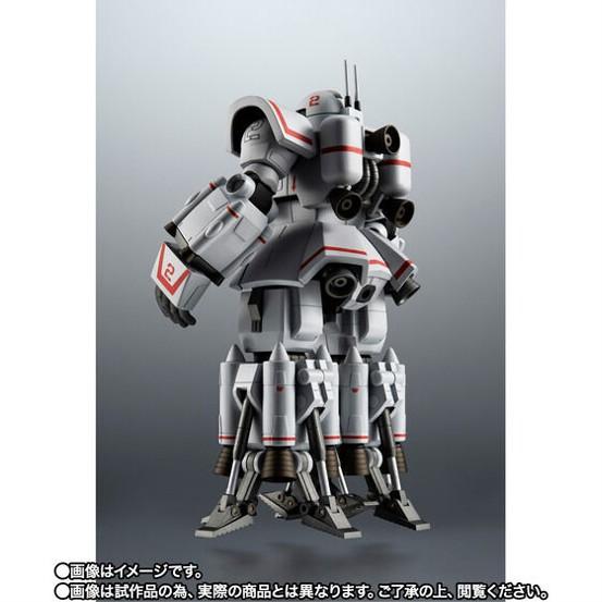 ROBOT魂 <SIDE MS> MSN-01 高速機動型ザク ver. A.N.I.M.E. バンダイ 可動フィギュアがプレバン限定で予約開始! 0921hobby-zaku-IM002