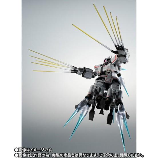 ROBOT魂 <SIDE MS> MSN-01 高速機動型ザク ver. A.N.I.M.E. バンダイ 可動フィギュアがプレバン限定で予約開始! 0921hobby-zaku-IM003