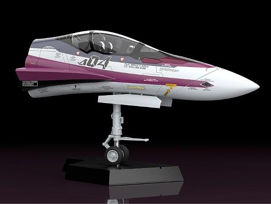 PLAMAX minimum factory  MF-46 ミラージュ・ファリーナ・ジーナス/MF-52 機首コレクション VF-31C プラモデルが予約開始! 0930hobby-plamax-IM002