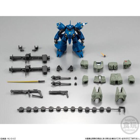 機動戦士ガンダム GフレームFA 01(10個入)/EX01 ケンプファー&ガンダムNT-1 アレックス チョバムアーマーセット が予約開始! 1001hobby-Gframe-IM003