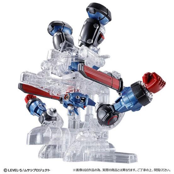 メガトン級ムサシ 超弩級シリーズ メガトン級ムサシ バンダイ 可動フィギュアがプレバン限定で予約開始! 1001hobby-musashi-IM004