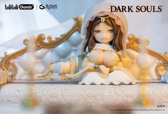 DARK SOUL(ダークソウル) デフォルメフィギュア Vol.2 (6個セット) 絵梦トイズ(エモントイズ) が予約開始! 1008hobby-DS-IM002