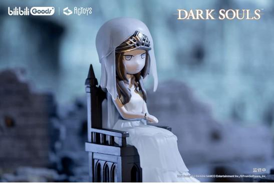 DARK SOUL(ダークソウル) デフォルメフィギュア Vol.2 (6個セット) 絵梦トイズ(エモントイズ) が予約開始! 1008hobby-DS-IM006