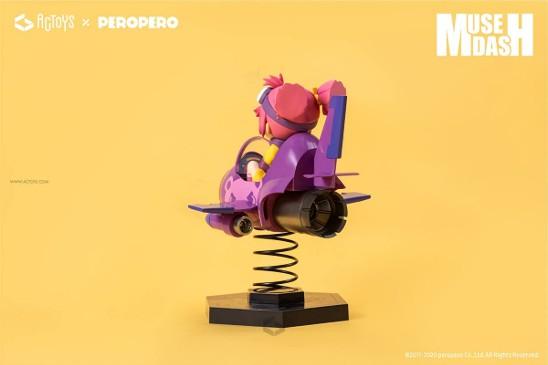 Muse Dash ブロウ パイロット ver. 絵梦トイズ(エモントイズ) フィギュアが予約開始! 1008hobby-muse-IM004