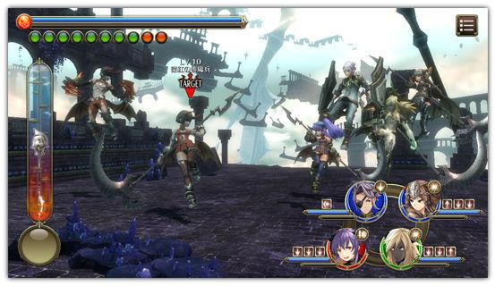 【ゲーム攻略】「Heaven×Inferno(ヘブンインフェルノ)」 バトルの基本とバトルのコツを紹介。(4月11日:androidリンク追記) 0b927b97
