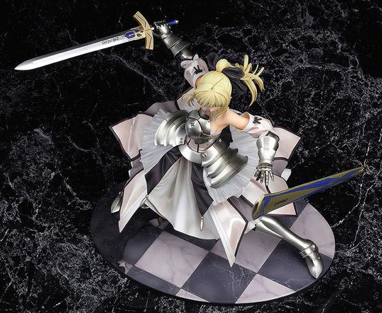 「Fate/stay night セイバー・リリィ ~全て遠き理想郷(アヴァロン)~ 1/7 完成品フィギュア (再販)」が登場! 0d9bc148