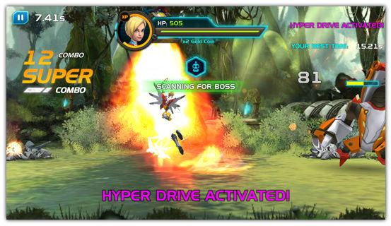 「Chrono Strike」 アメリカで人気の高いタイミングアクション+ベルトスクロールアクションなアクションゲーム。 2f3cfff5