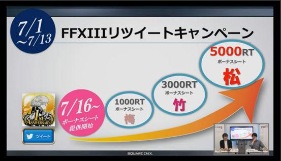 """メビウスFF(メビウスファイナルファンタジー) 7月1日から開催の""""FFXIII""""コラボの詳細を発表。新ジョブ第1弾は「スノウ」と「ホープ」! 38290a41"""