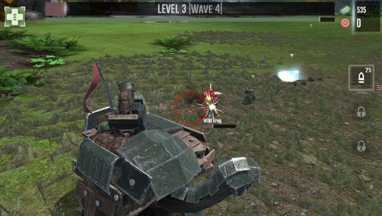 """【新作】""""Foursaken Media""""の新作ゲーム「War Tortoise」が配信開始。迫り来るメカとカエル軍団を撃ちまくれ! 8846f670"""