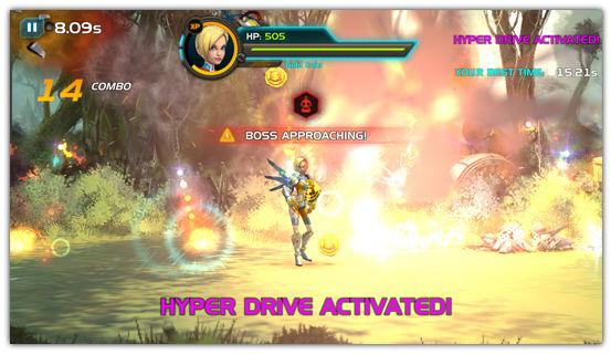 「Chrono Strike」 アメリカで人気の高いタイミングアクション+ベルトスクロールアクションなアクションゲーム。 a236d50a