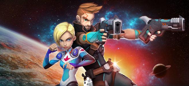 「Chrono Strike」 アメリカで人気の高いタイミングアクション+ベルトスクロールアクションなアクションゲーム。 b328e6e0