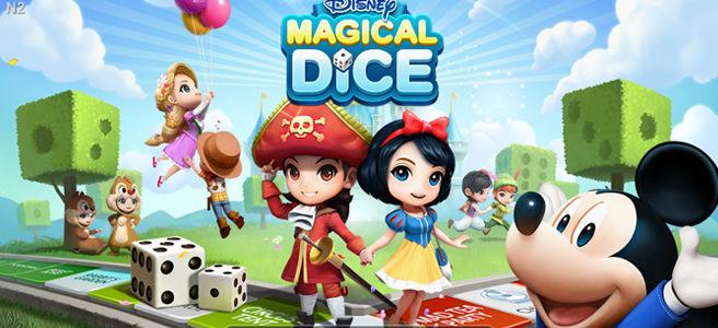 【新作】Netmarbleとディズニーによるスゴロクゲーム「ディズニーマジカルダイス」がサービス開始。 c9eb1e6d
