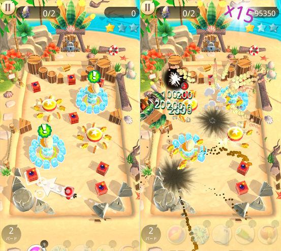 """【新作】「Angry Birds Action!」が配信開始。ピンボール風アクションパズルが面白い""""Angry Birds""""の最新作が登場。 d1fd63ca"""